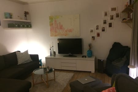 Inexpensive flat, well connected to centre and AAU - Aalborg - Apartment
