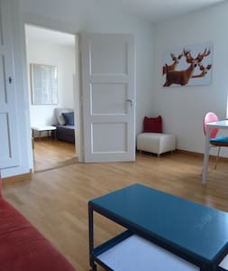 fully furnished appartment 1st fl. - Берн