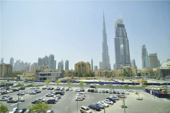 Studio flat in Burjviews Downtown - Dubai - Apartemen