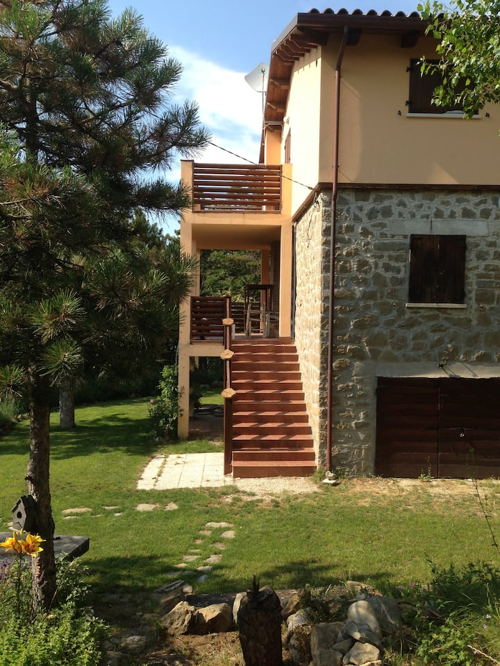 Villa Renata paradiso naturale#