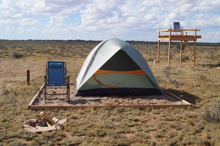 A'ddl Campsite #7 -Green Leaf Canyon Campground - Williams - Stan