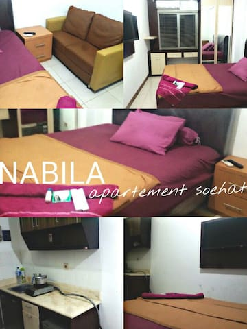 Apartement soekarno hatta malang - soekarno hatta malang. infront of brawijaya university and polinema university of malang - Apartamento