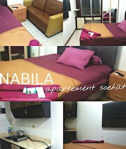 Apartement soekarno hatta malang - soekarno hatta malang. infront of brawijaya university and polinema university of malang - Apartment