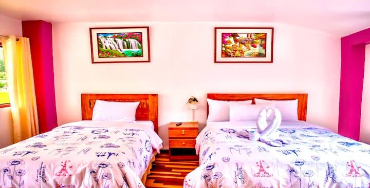 Habitación privada - Hotel Intitambo