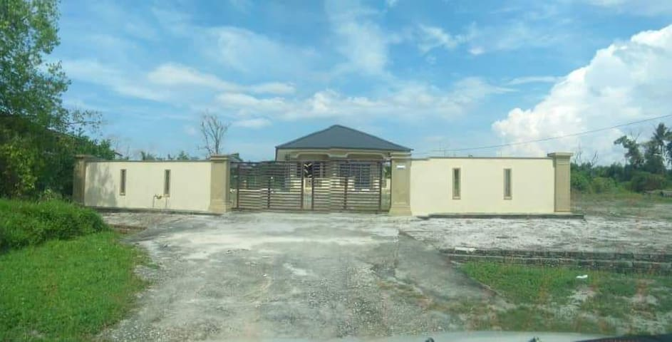 A private Bungalow for family in Endau, Mersing