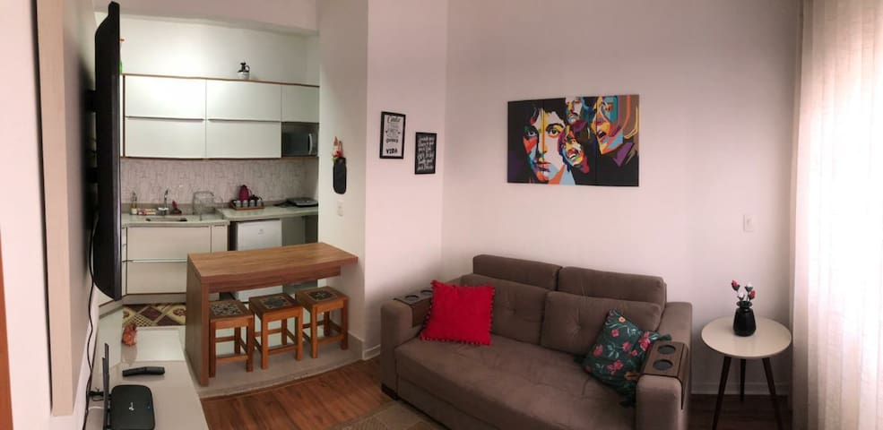 Lindo Apartamento bem no coração de Poços