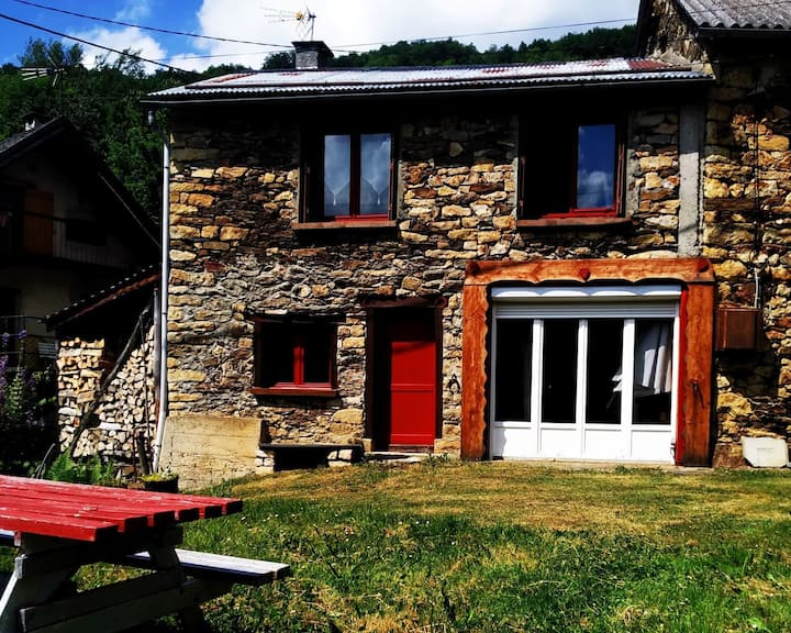 maison d altitude  tout confort dans l Ariège