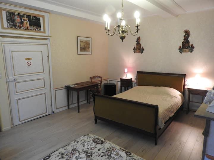 """Villa Blanc Marine  :  Chambre   """"Les Géants"""""""