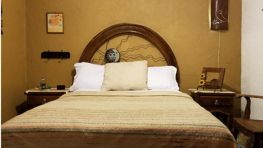 Nice room in the south area of the city.