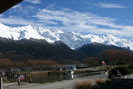Glenorchy Lake Front House - Glenorchy - Huis