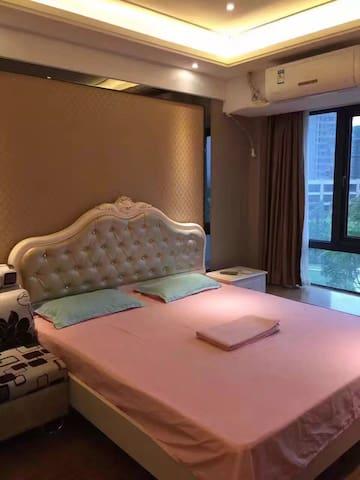欧式装修,海景,阳光入户,您一定会爱上我的房子。 - Xiamen - Appartement