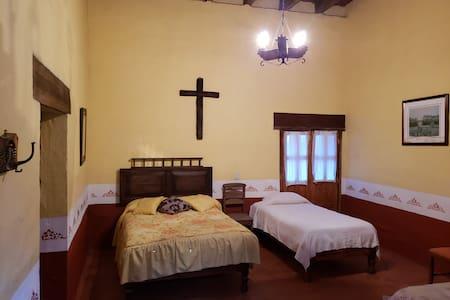 Habitación Moyolotl en Hacienda San Buenaventura