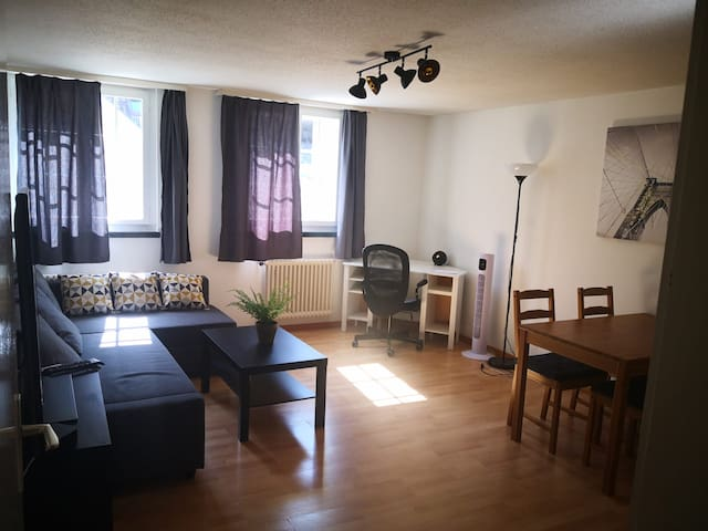 Charming 2 room apartment in the Old Town
