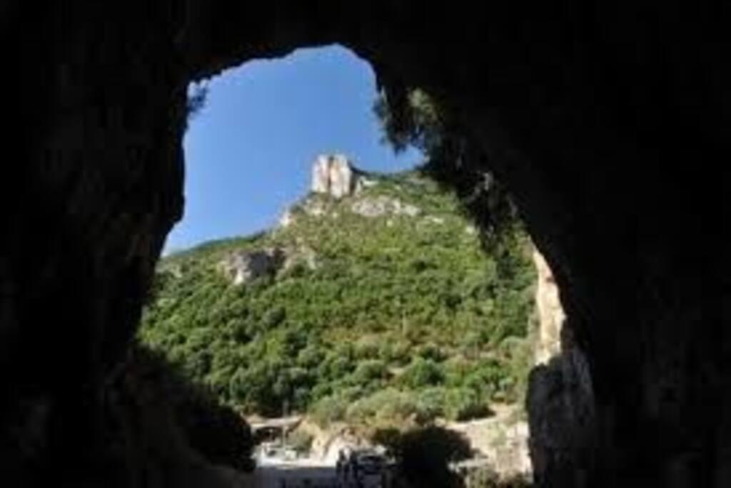 Grotte San Giovanni Domusnovas