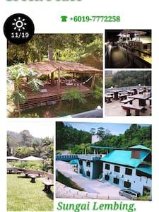 GREEN PEACE SUNGAI LEMBING 2 PAX - Sungai Lembing