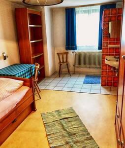 Gasthof Engel Sulz,nähe Europapark Einzelzimmer 11