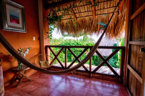Comfortable suite in Zipolite
