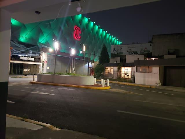⚽️🏘 Casa Toluca Nemesio Diez - Centrica c/Parking