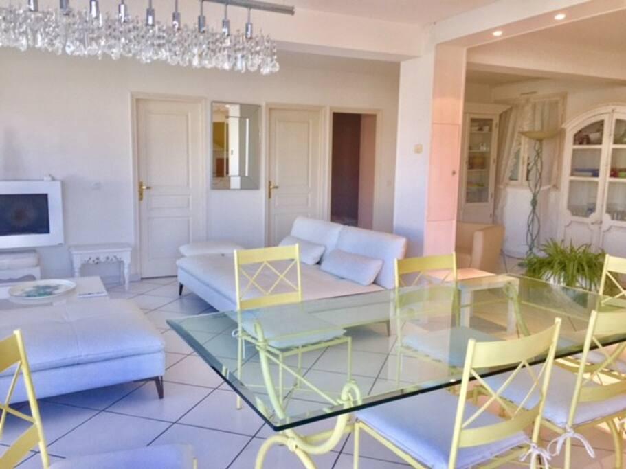 Bel appartement luxe vue marne appartementen te huur in for Design appartement frankrijk