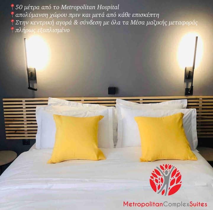 Metropolitan Complex Suite2@faliro karaiskaki view