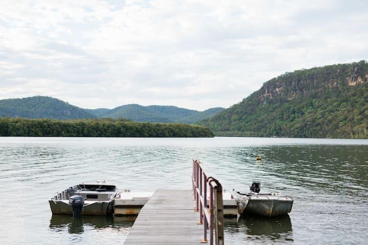 The Last Resort Hawkesbury River