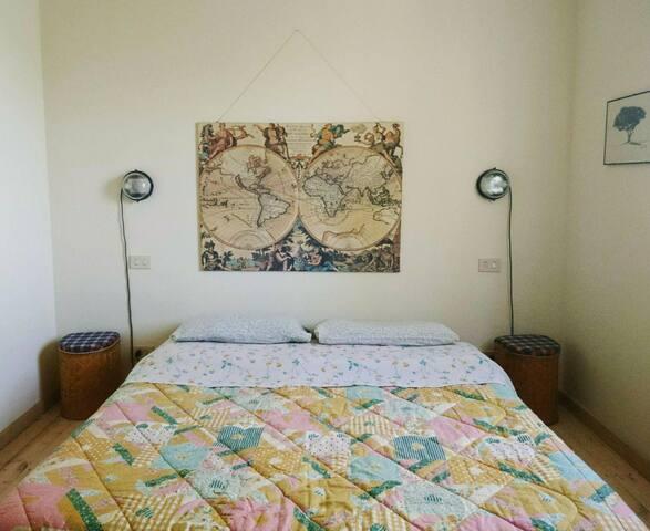 Appartamento nel verde, agriturismo Le Corti.