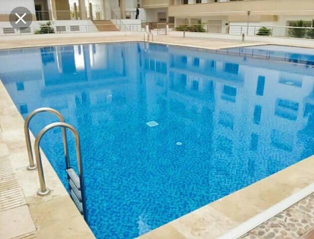 appartement a louer a Agadir avec piscine