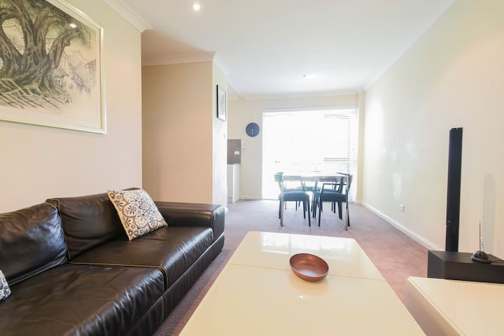 Spacious and Serene One Bedroom w/ private balcony