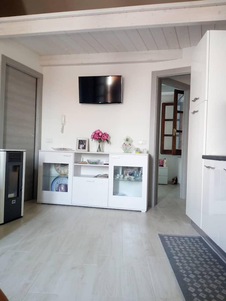 Appartamento nuovissimo ideale per 4 persone