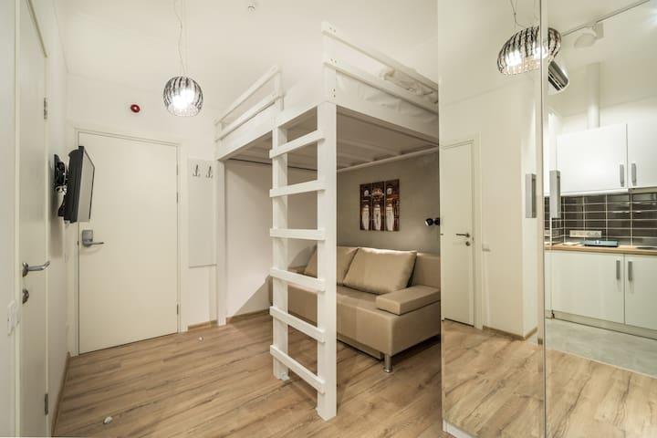 KAMAPA apartments 104 - Sankt-Peterburg - Apartamento com serviços incluídos