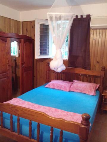 Bas de villa idéal pour 3 personnes