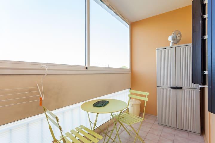 STUDIO IDEAL POUR CURES OU VACANCES - Balaruc-les-Bains - Wohnung
