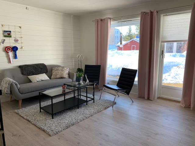 Cosy apartment for two