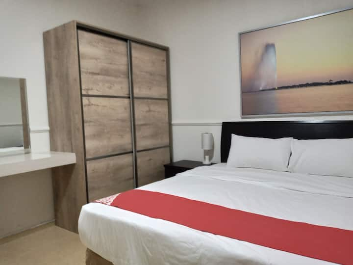 One BedRoom Apartment _ Montly_Family couple