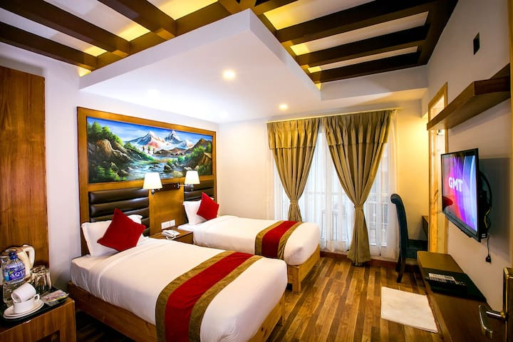 Private Room by Beautiful Kathmandu Hotel