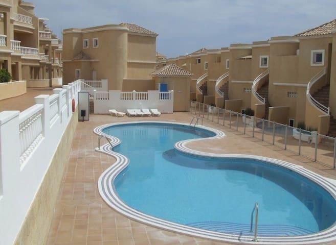 Lovely apartment Costa Adeje/wifi