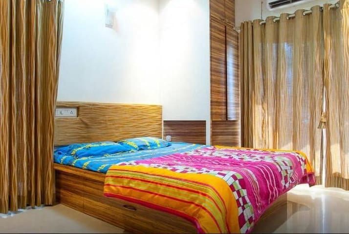 Luxury service apartment in Lokhandwala andheri - Bombay - Appartement