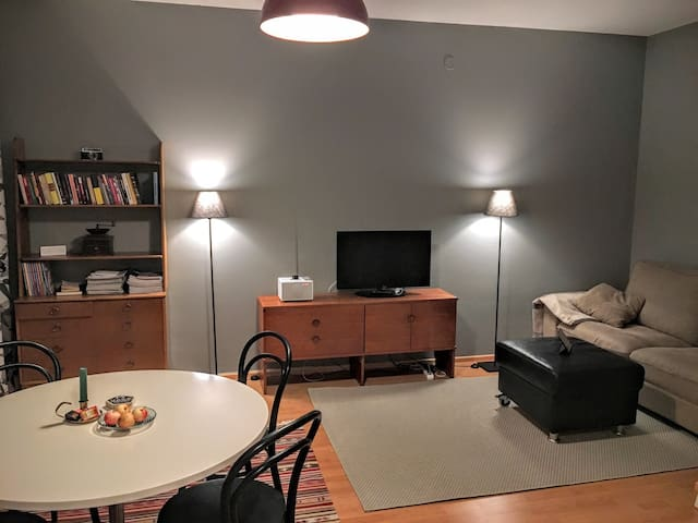 Cosy 2-room apartment in Kaleva