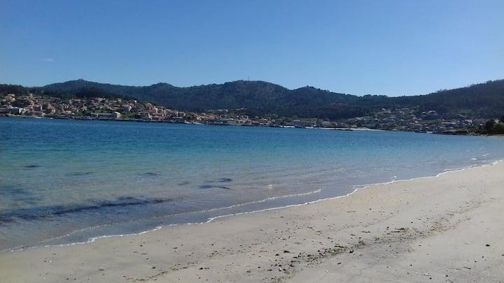 Alojamiento a pocos metros de una playa magnifica.