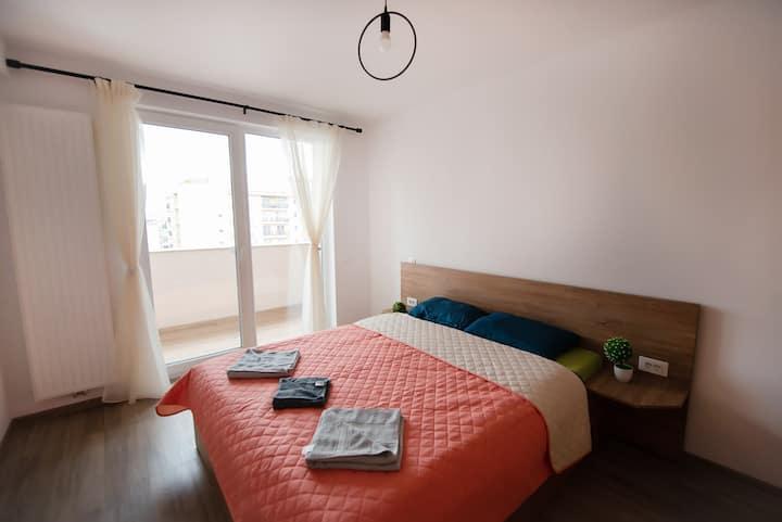 Popasu apartment - bedroom2