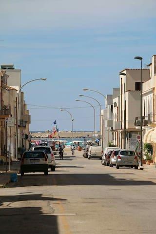 Appartamento blue sea - San Vito Lo Capo