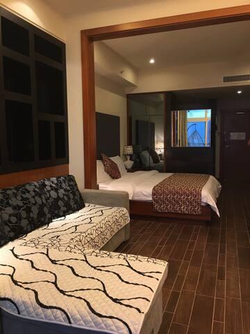 湖光山色度假公寓,堪称希尔顿一样的服务! - 云南 - Huoneisto