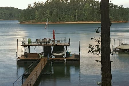 Pier 39 on Lake Lanier - Entire Terrace Level - Gainesville - Ház