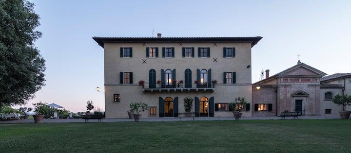 Villa Curiano 7