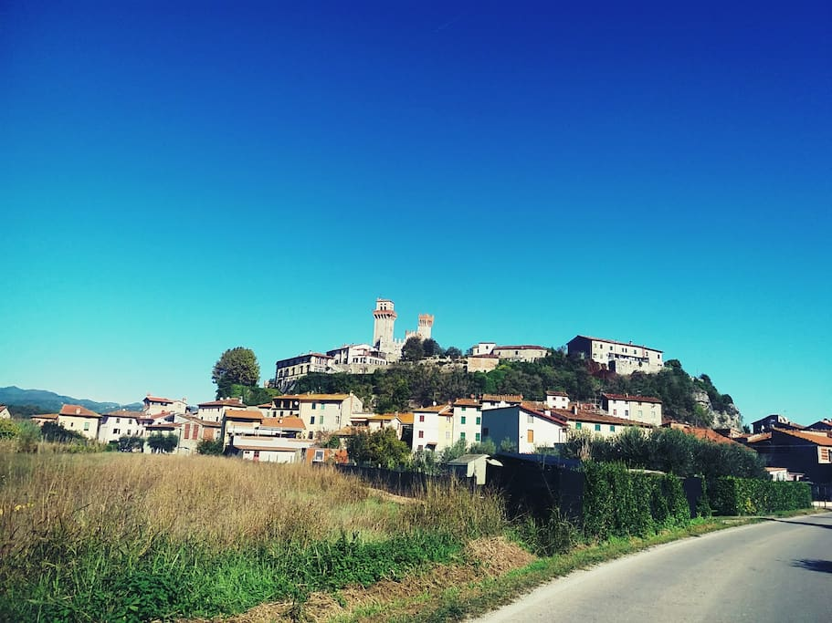 Nozzano Castello