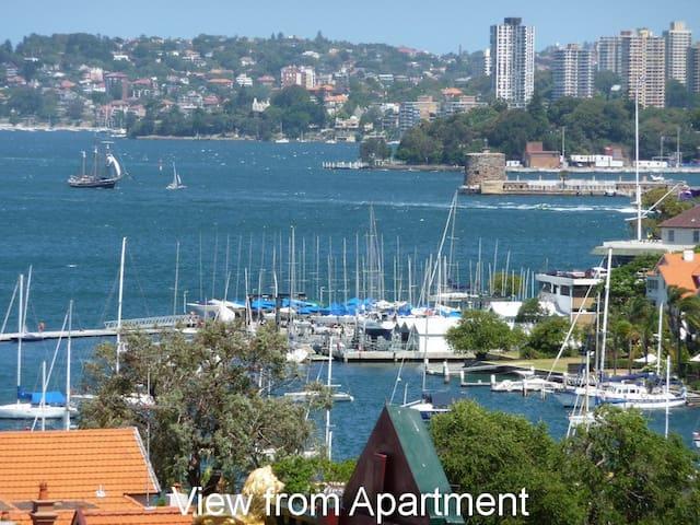 Stylish Architect Apartment / Views - North Sydney - Lakás