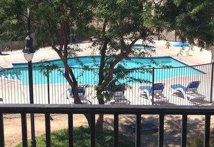 Pool Side Villa w/ WiFi  31-3 - San Felipe