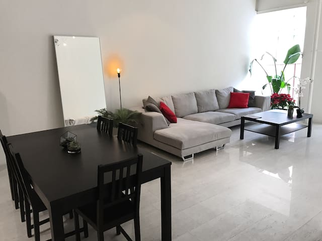 HEART OF DOWNTOWN LUXURY LOFT (+PARKING) - Los Angeles - Apartamento