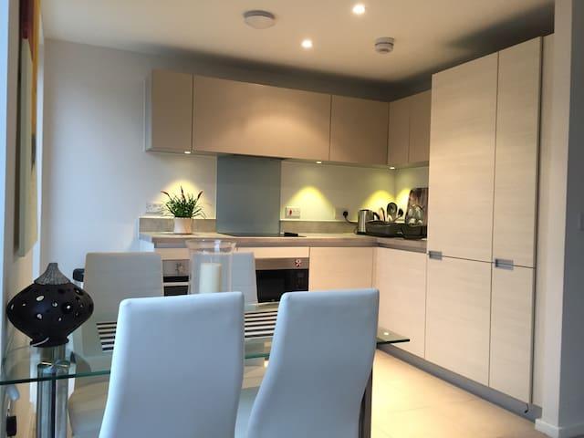 Stylish Modern 2 Bedroom Apartment - Londen - Appartement