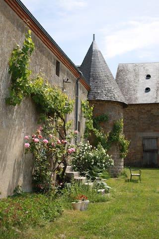 Ferme de La Lande - Crozon-sur-Vauvre - Haus